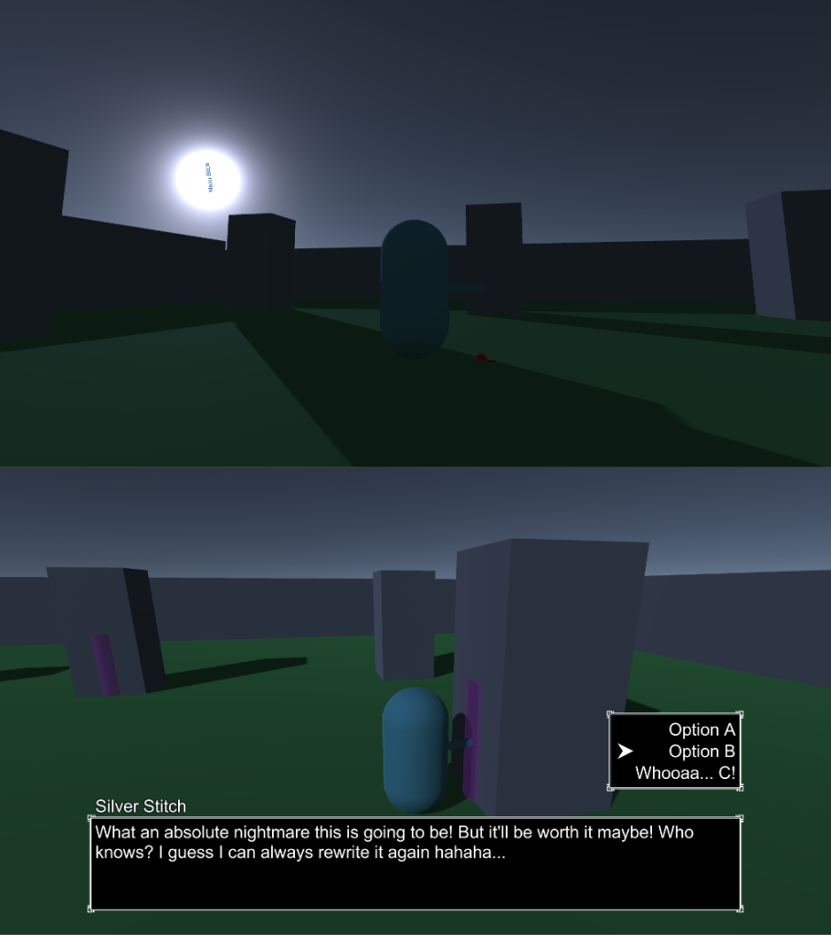 THE:Demo Screenshot