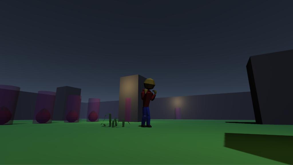 THE:Demo Screenshot